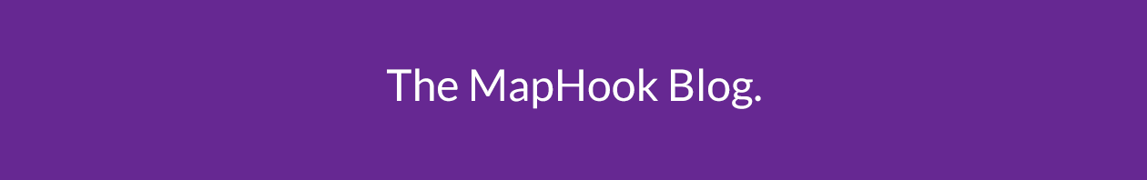 MapHook Blog
